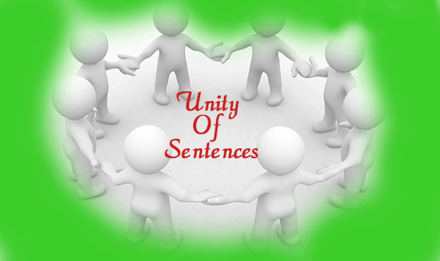 Unity of the Sentence