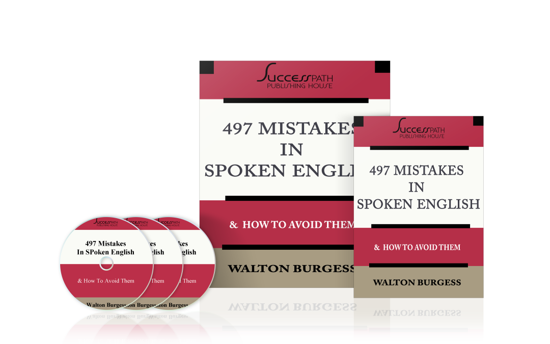 497 Mistakes in Spoken English