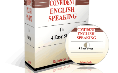 Confident English Speaking in 4 Easy Steps