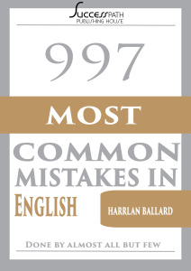 ES 997 Most Common Mistakes In English