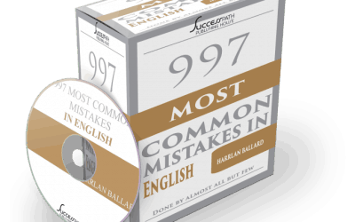 997 Most Common Mistakes in English