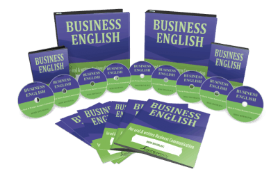 Business English – For Written & Oral Business Communication