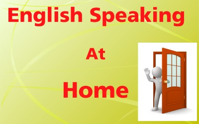 Words to use while speaking in English at Time